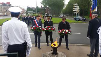 Hommage national aux morts pour la France en Indochine