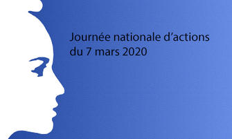 Journée nationale d'actions du 7 mars 2020